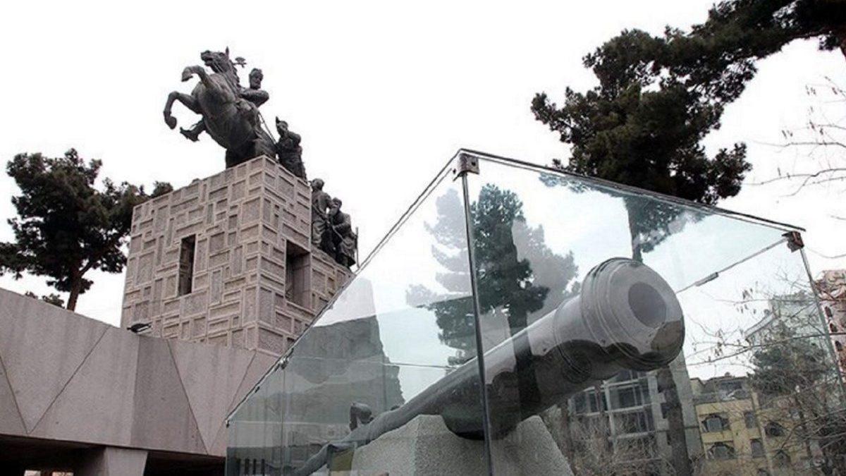 آشنایی با آرامگاه نادر شاه افشار در مشهد