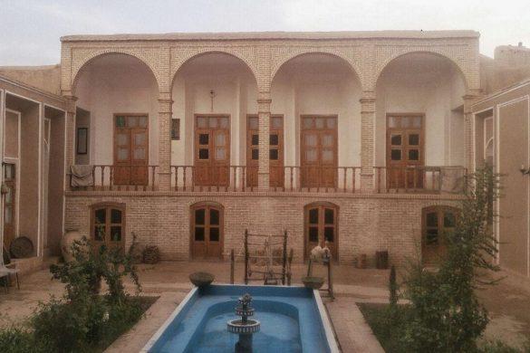 خانه اردکانی مشهد