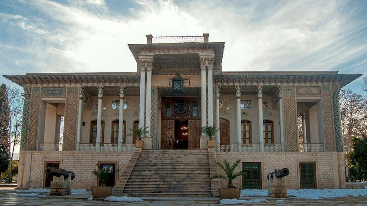 کاخ موزه محمدرضا شاه در مشهد