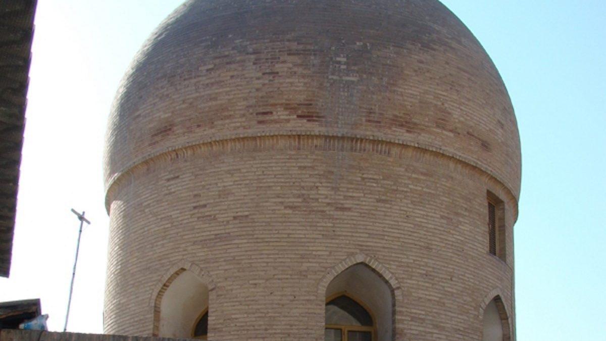 آشنایی با گنبد خشتی مشهد (مقبره سید محمد)