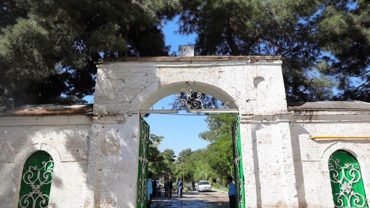 تاریخچه و مشخصات باغ خونی مشهد