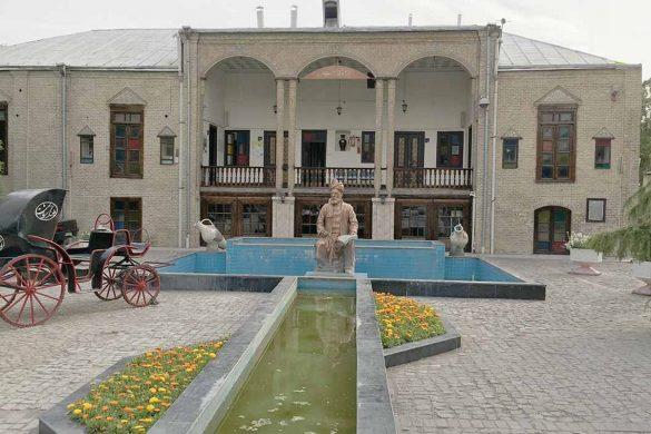 دبیرستان مستوفی مشهد