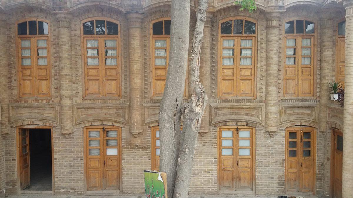 معرفی خانه توکلی (خانه اجنه) در مشهد
