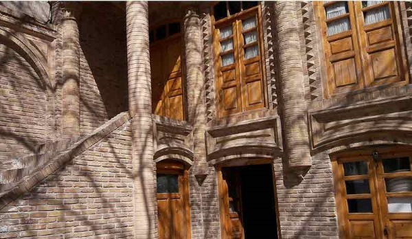 خانه توکلی مشهد