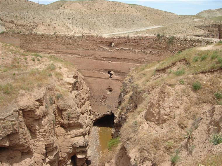 جاذبه های گردشگری شهرستان کلات