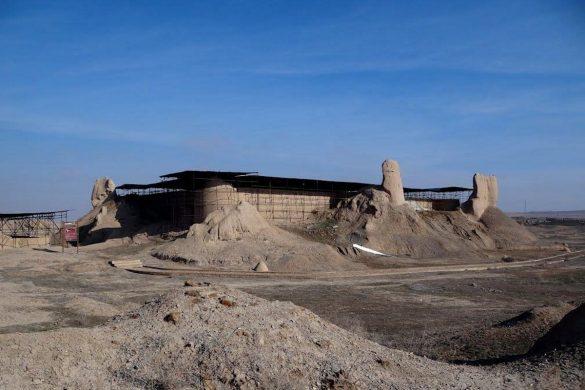 باروی شهر تابران