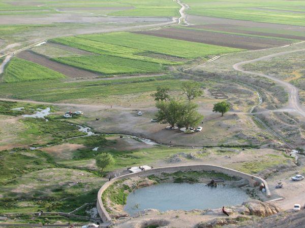 آشنایی با چشمه گیلاس مشهد