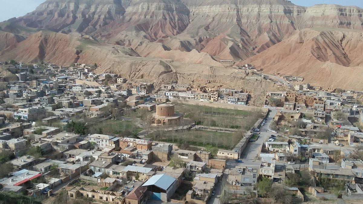 شهرستان کلات مشهد منطقه ای پر از جاذبه های گردشگری