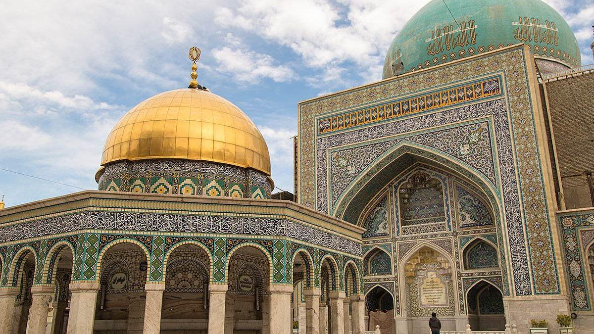 نگاهی به ویژگی ها و مشخصات فنی صحن قدس حرم امام رضا (ع)