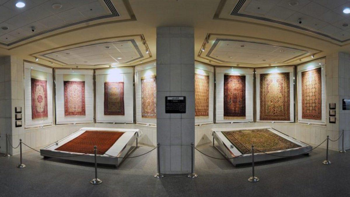 موزه مرکزی آستان قدس رضوی ؛ گنجینه ای پر از اشیاء قیمتی و نفیس