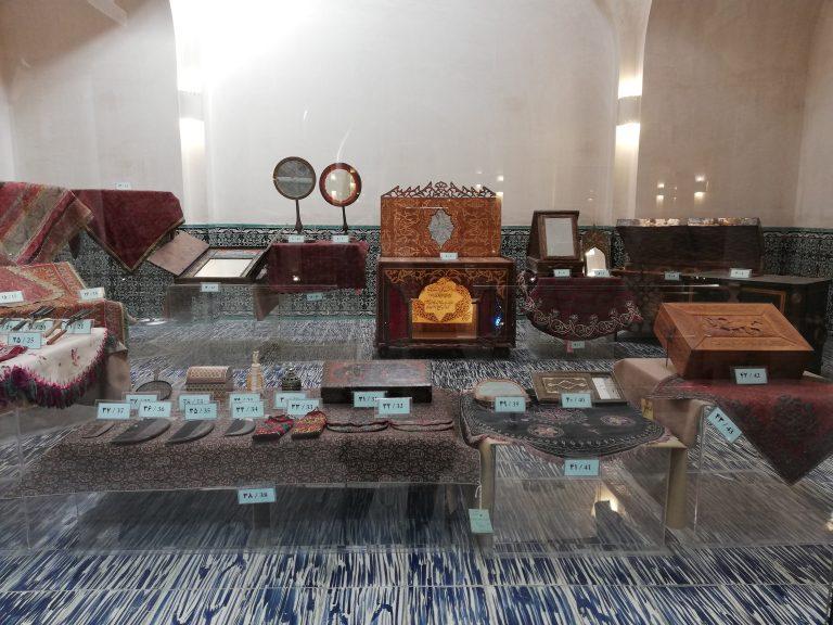 آشنایی با موزه مردم شناسی مشهد