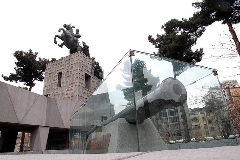 موزه نادری شهر مشهد